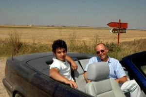 Giuseppe Cristiano mit Dieter Jaeschke Foto: Stefan Schröer